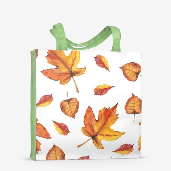 Сумка-шоппер «Осенний листопад»