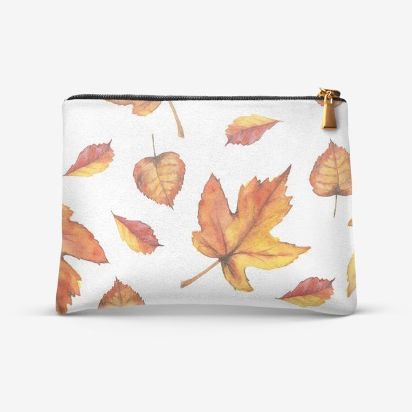 Косметичка «Осенний листопад»