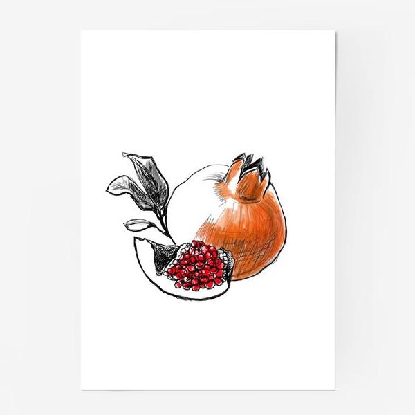 Постер «Гранат»