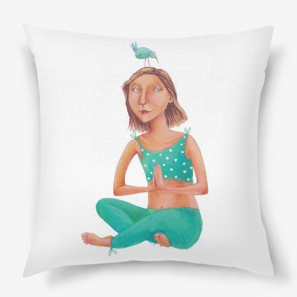 Подушка «Герда»