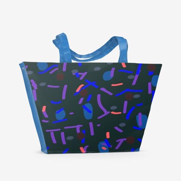 Пляжная сумка «Memphis»