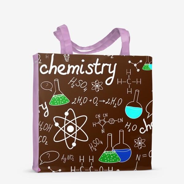 Сумка-шоппер «Химия»