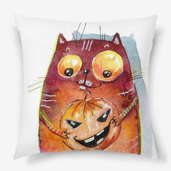 Подушка «хэллоуин»