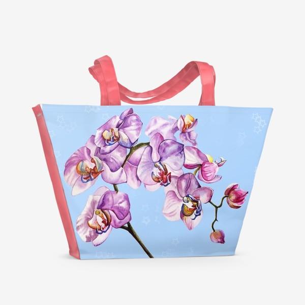 Пляжная сумка «вариации»