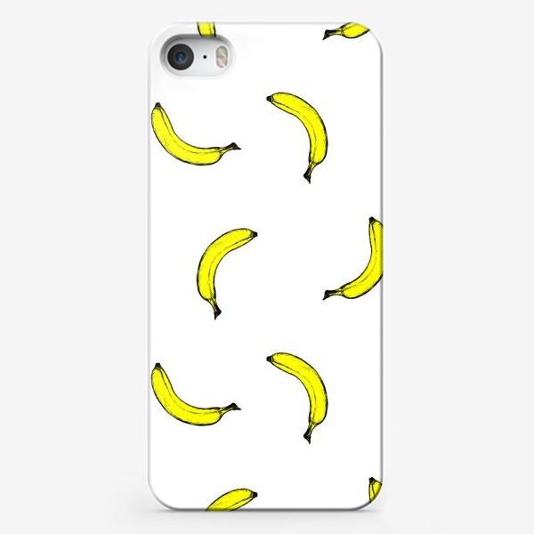 Чехол iPhone «Бананы»