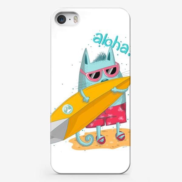 Чехол iPhone «Aloha!»