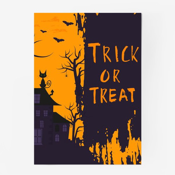 Постер «Halloween»