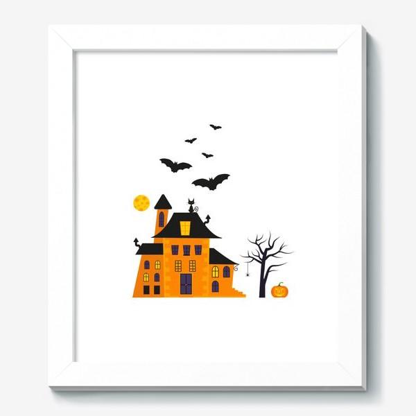 Картина «Хэллоуин»