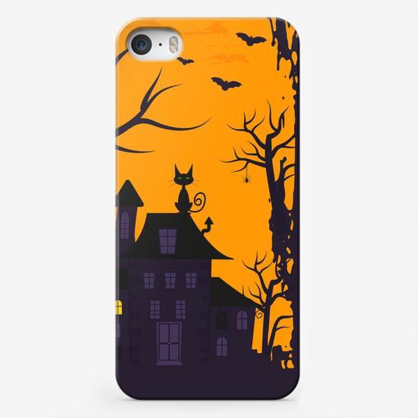 Чехол iPhone «Halloween»