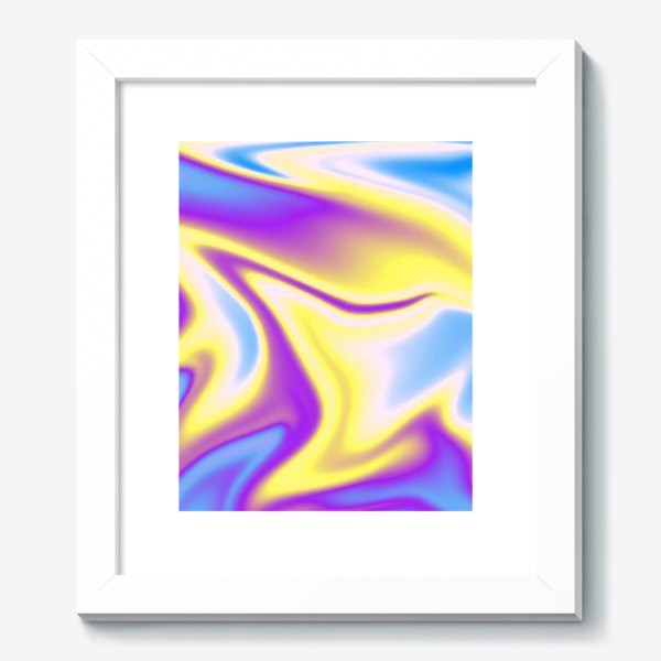Картина «Голографический фон ( Holographic background )»