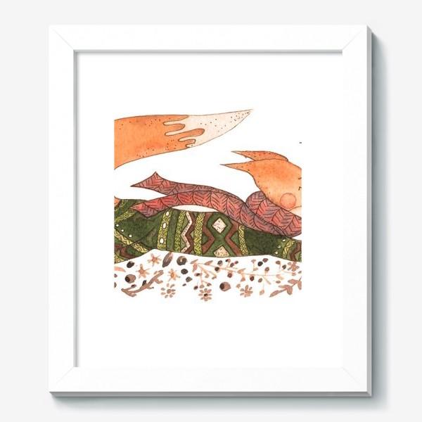 Картина «Лисенок»