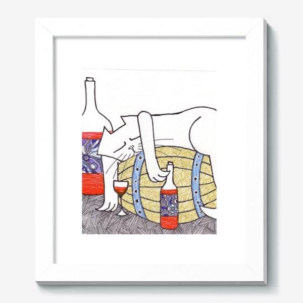 Картина «Кот да Винчик2»