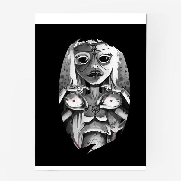 Постер «YO-LANDI VI$$ER»