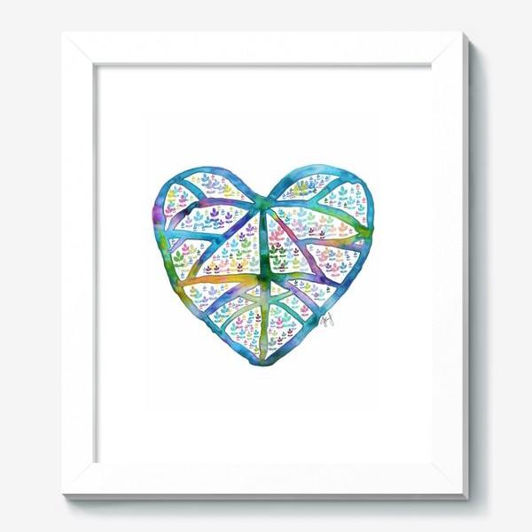 Картина «Сердце природы»
