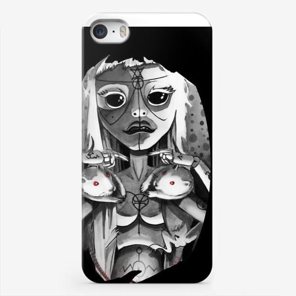 Чехол iPhone «YO-LANDI VI$$ER»