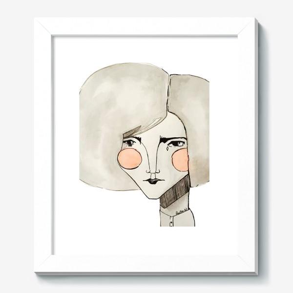 Картина «Девушка Луна»