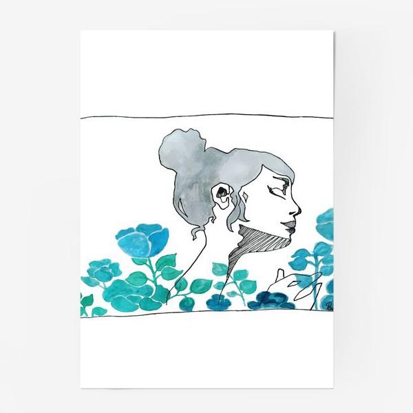 Постер «Леди Весна»