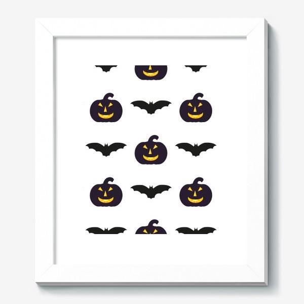 Картина «Black Halloween»