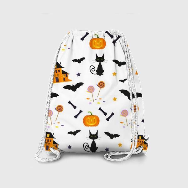 Рюкзак «Halloween pattern»