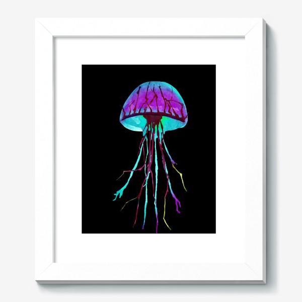 Картина «медуза»