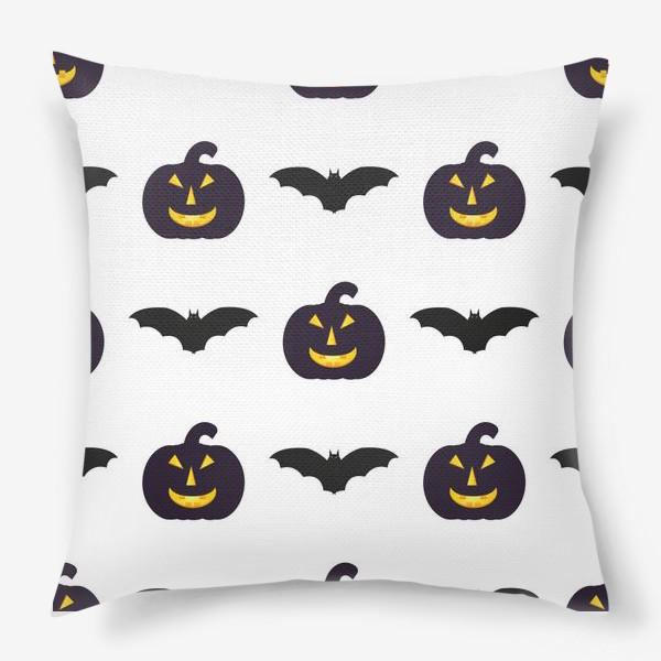 Подушка «Black Halloween»