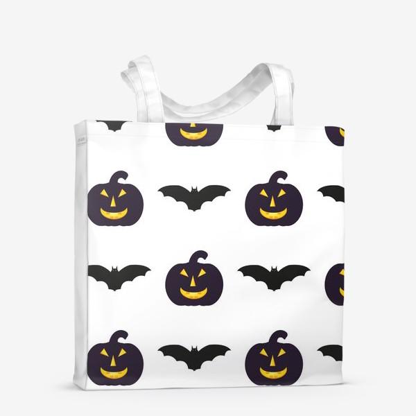 Сумка-шоппер «Black Halloween»