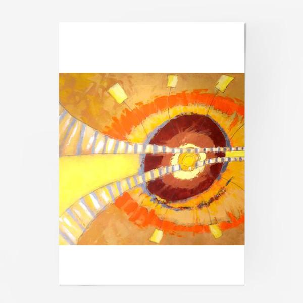 Постер «КОМЕТА»