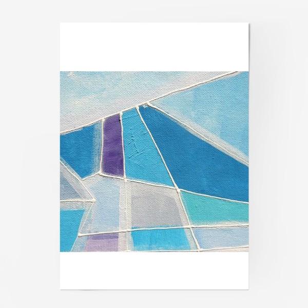 Постер «ocean mosaic»