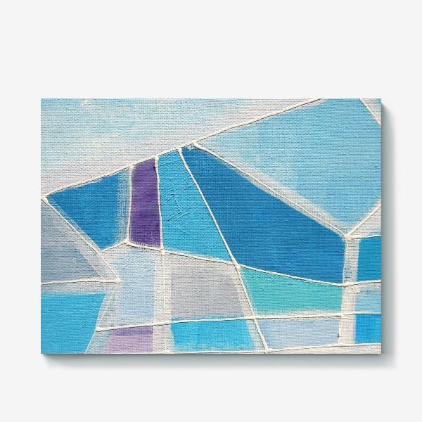 Холст «ocean mosaic»
