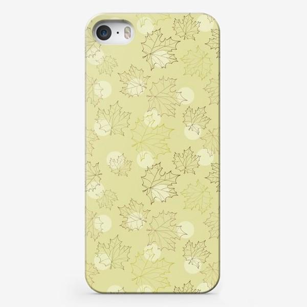 Чехол iPhone «Осенние мотивы»