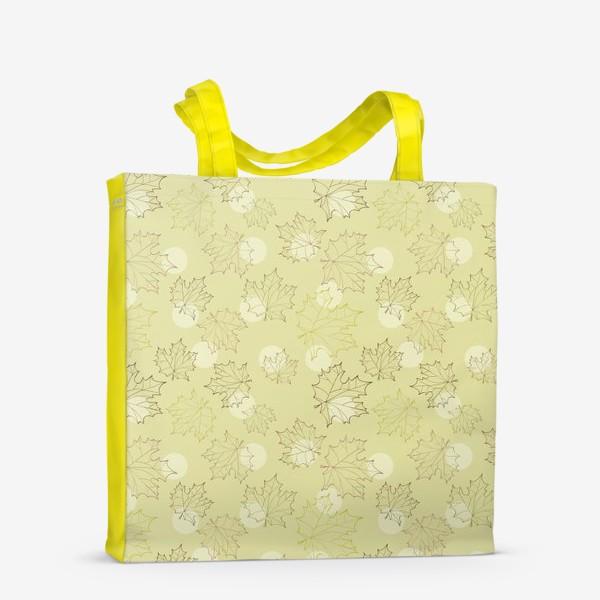 Сумка-шоппер «Осенние мотивы»