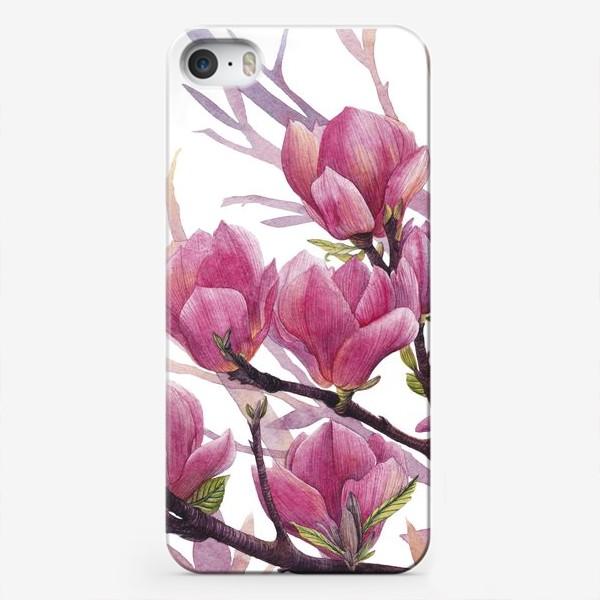 Чехол iPhone «Магнолия»