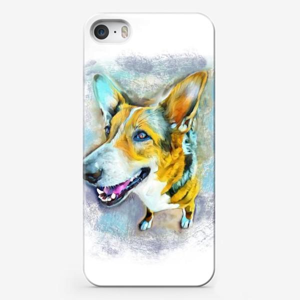 Чехол iPhone «Счастливая Бадди»