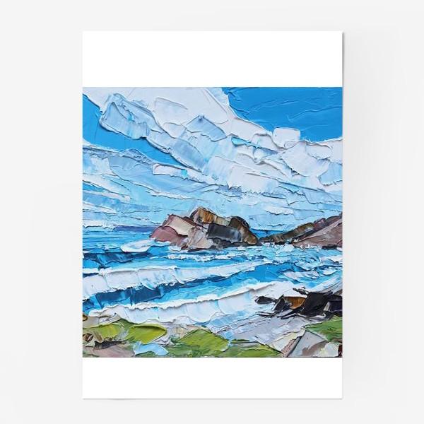 Постер «Залив»