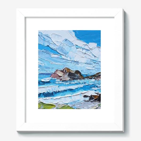 Картина «Залив»