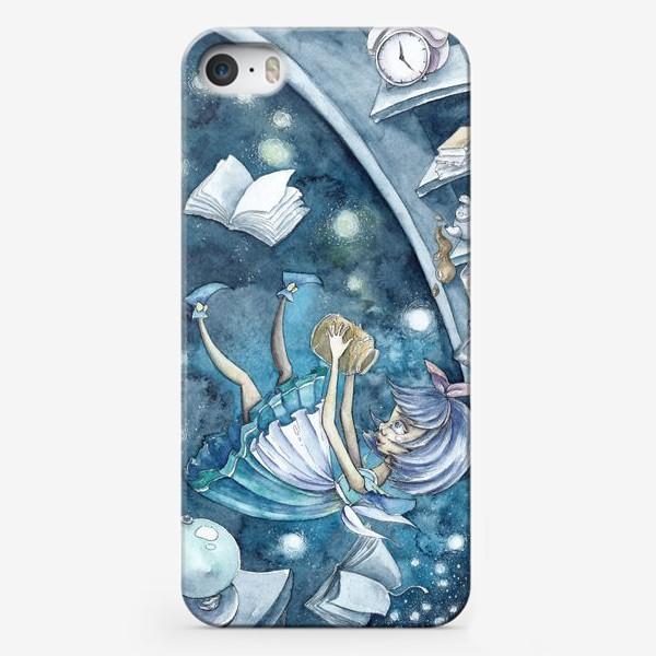Чехол iPhone «вниз по кроличьей норе»
