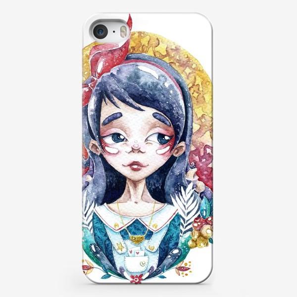Чехол iPhone «Алиса»