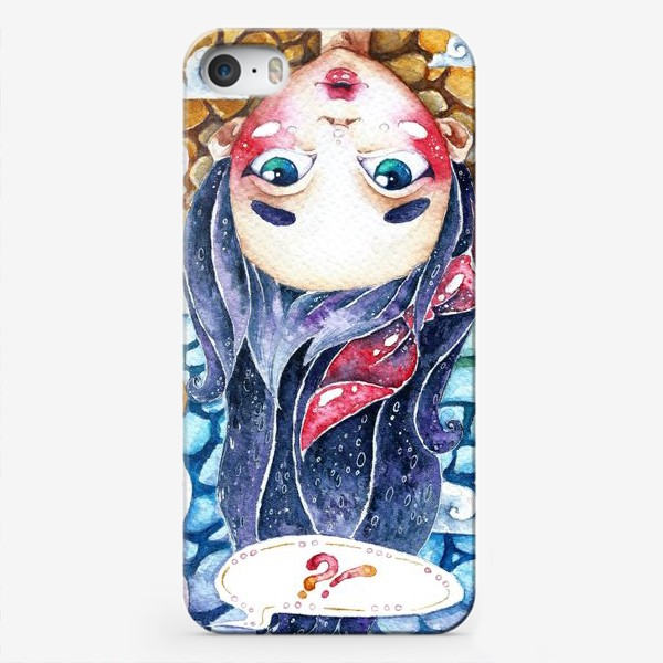 Чехол iPhone «Загадки Кроличьей норы»