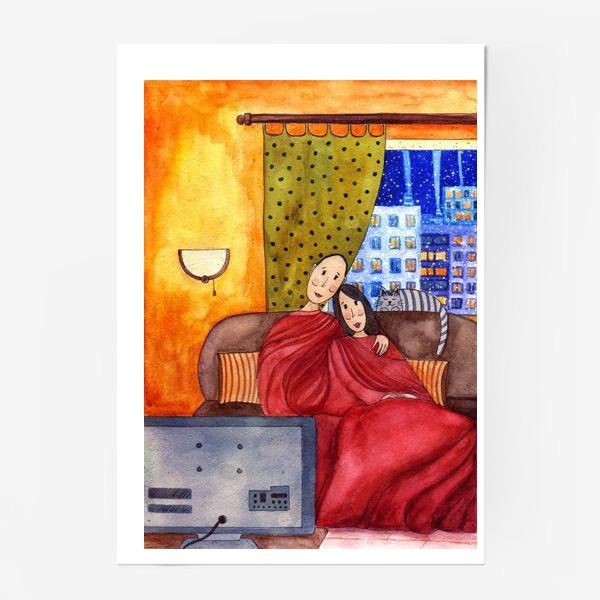 Постер «Дом, милый дом»