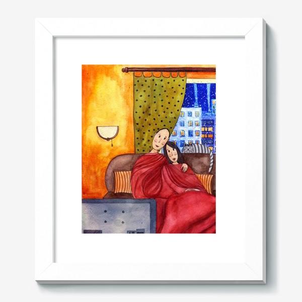 Картина «Дом, милый дом»
