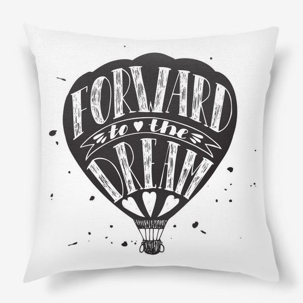 Подушка «Воздушный шар»