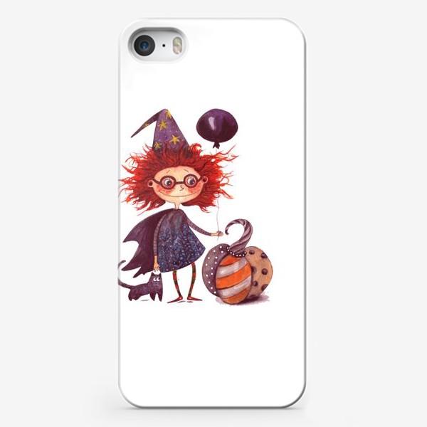 Чехол iPhone «Ведьмочка»
