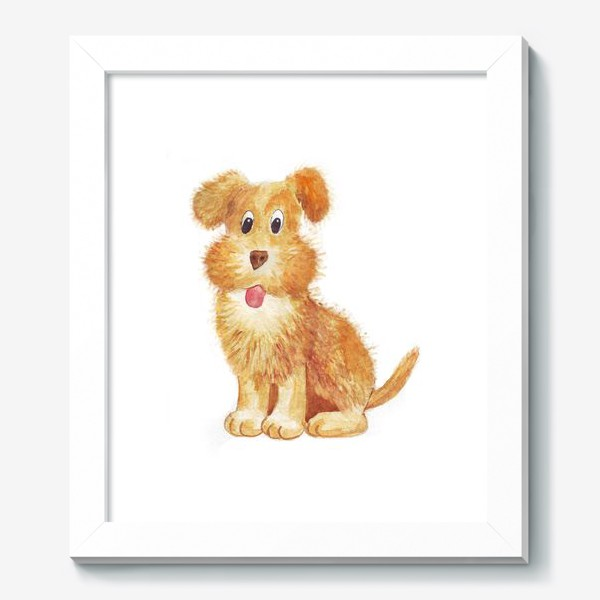 Картина «собака»
