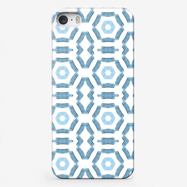 Чехол iPhone «Геометрический узор»