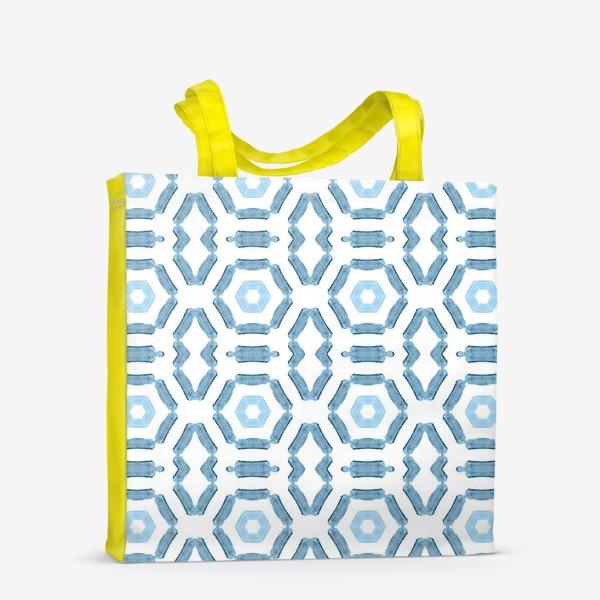 Сумка-шоппер «Геометрический узор»