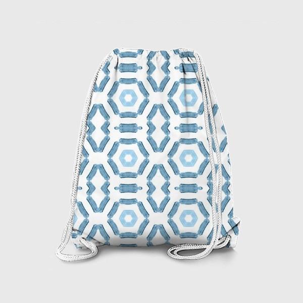 Рюкзак «Геометрический узор»