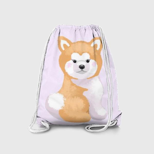 Рюкзак «Пушистый пес»