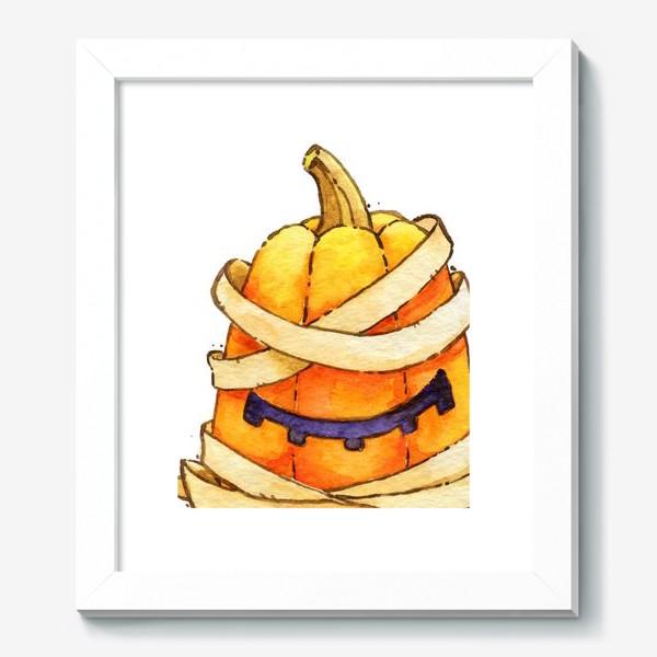 Картина «Тыква-мумия»