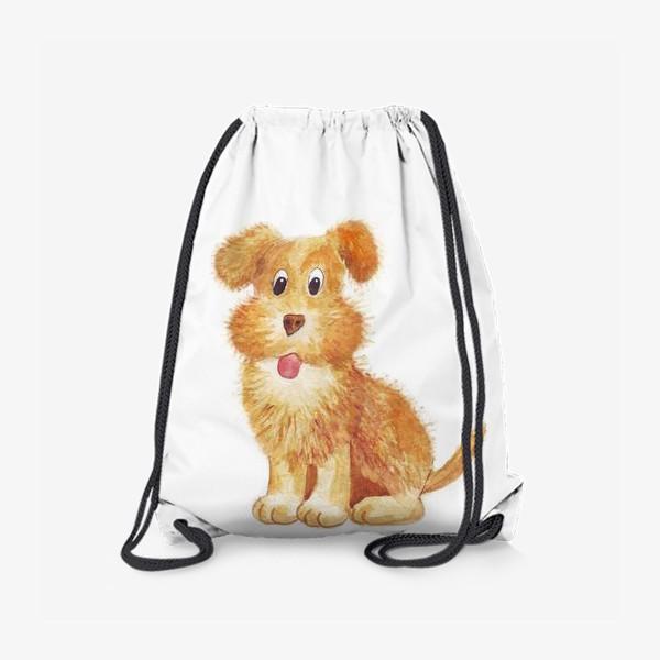 Рюкзак «собака»