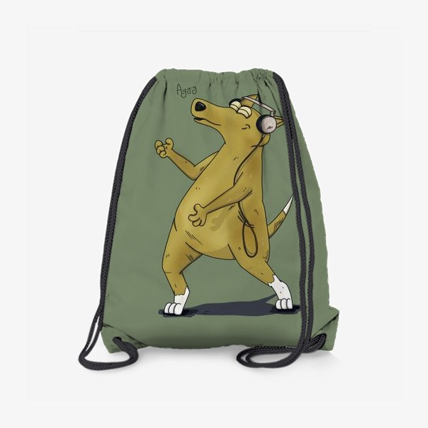 Рюкзак «Рок звезда»